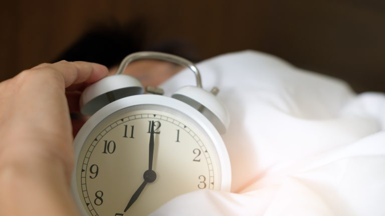 How to deal with sleeping disorders