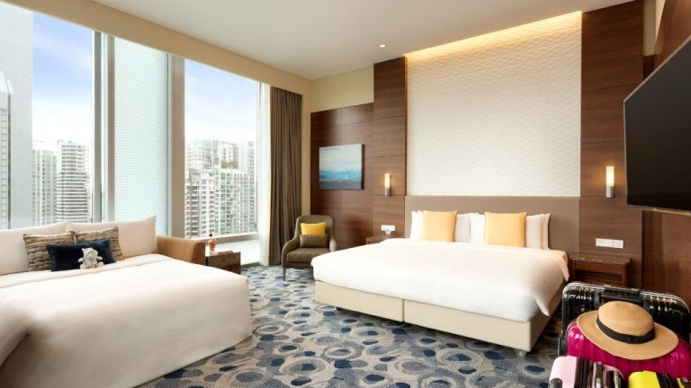 The 10 best 4-star hotels in Singapore City