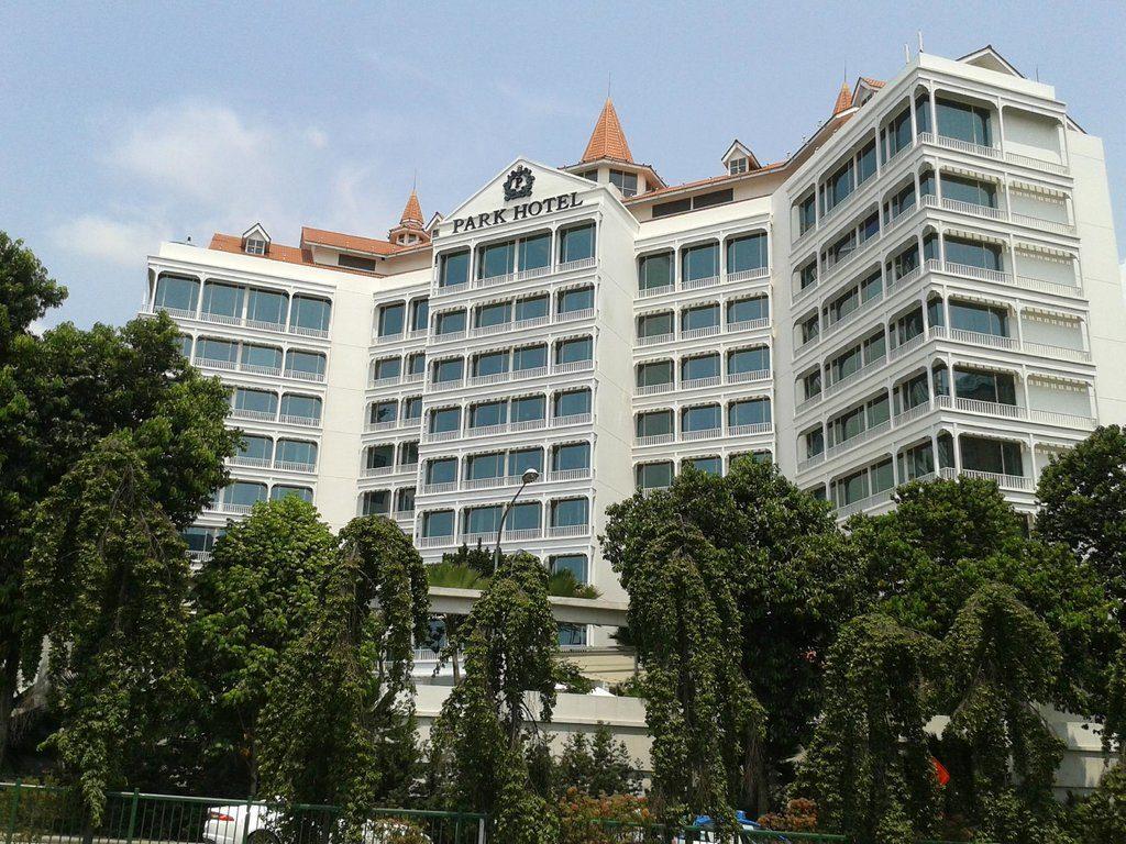 Park Hotel Clarke Quay - 4 star hotel in singapore