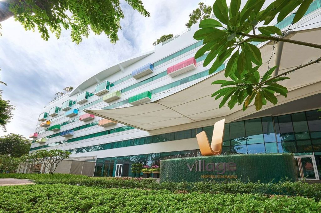 Village Hotel Changi - 4 star hotel in singapore