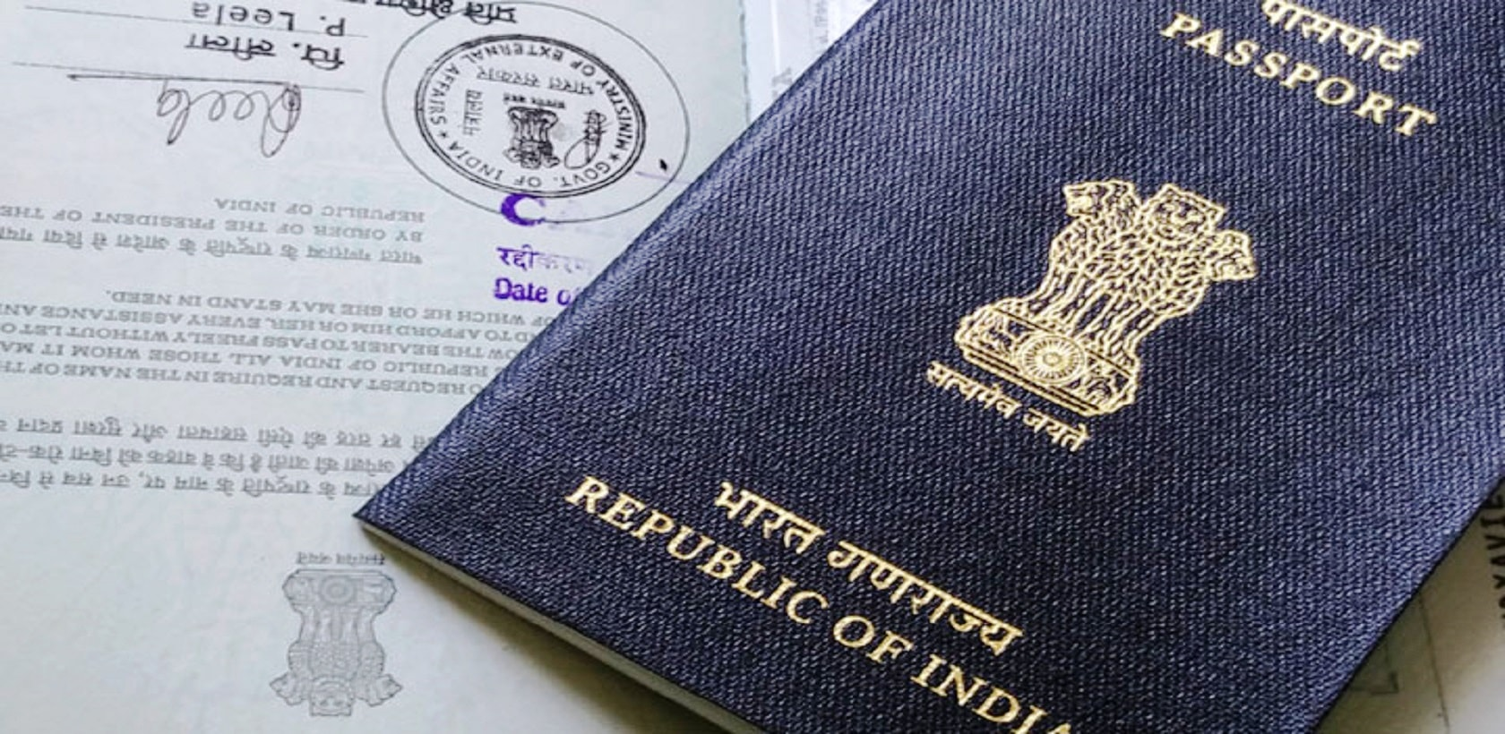 documents required for fresh passport