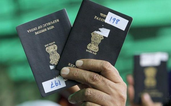 Documents required for Fresh Passport for Senior Citizens