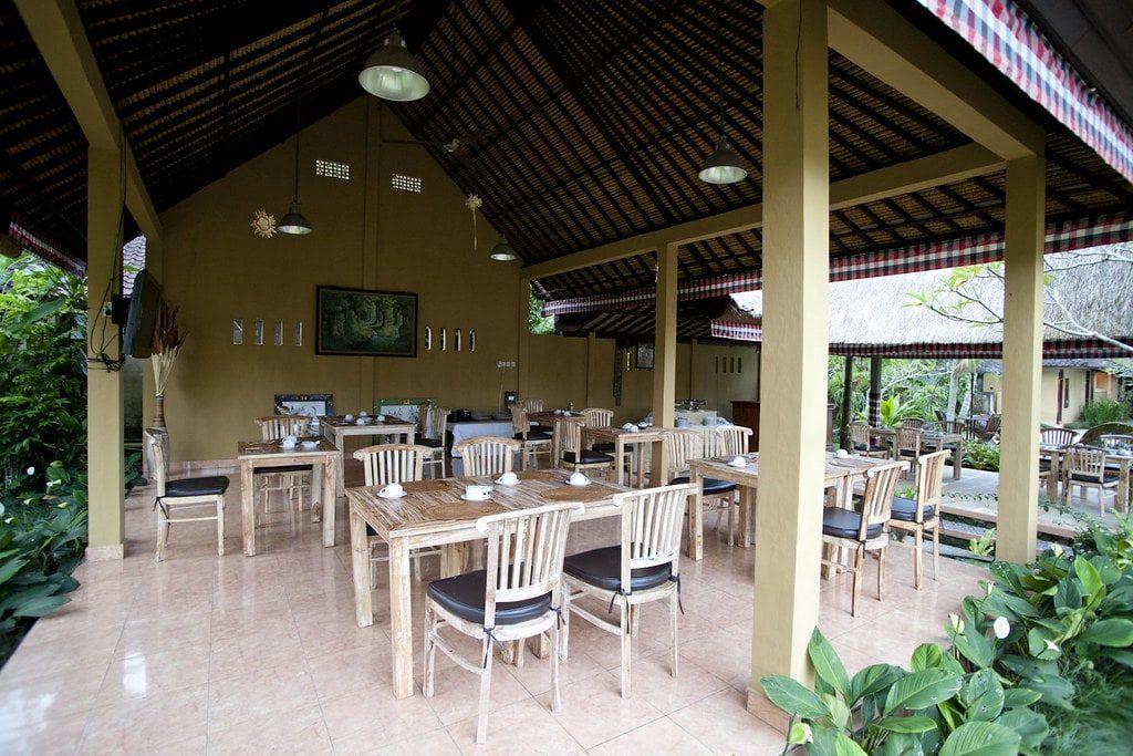 Saren Indah Hotel restaurant
