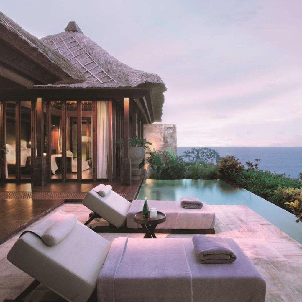 Bvlgari Resort villa