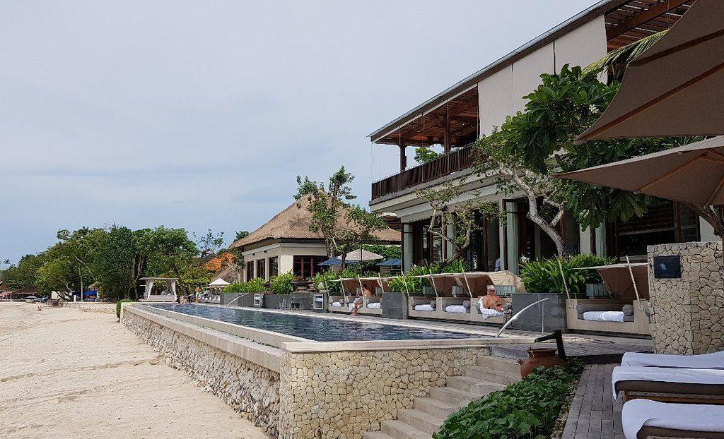 Four Seasons Resort Bali at Jumbarab Bay