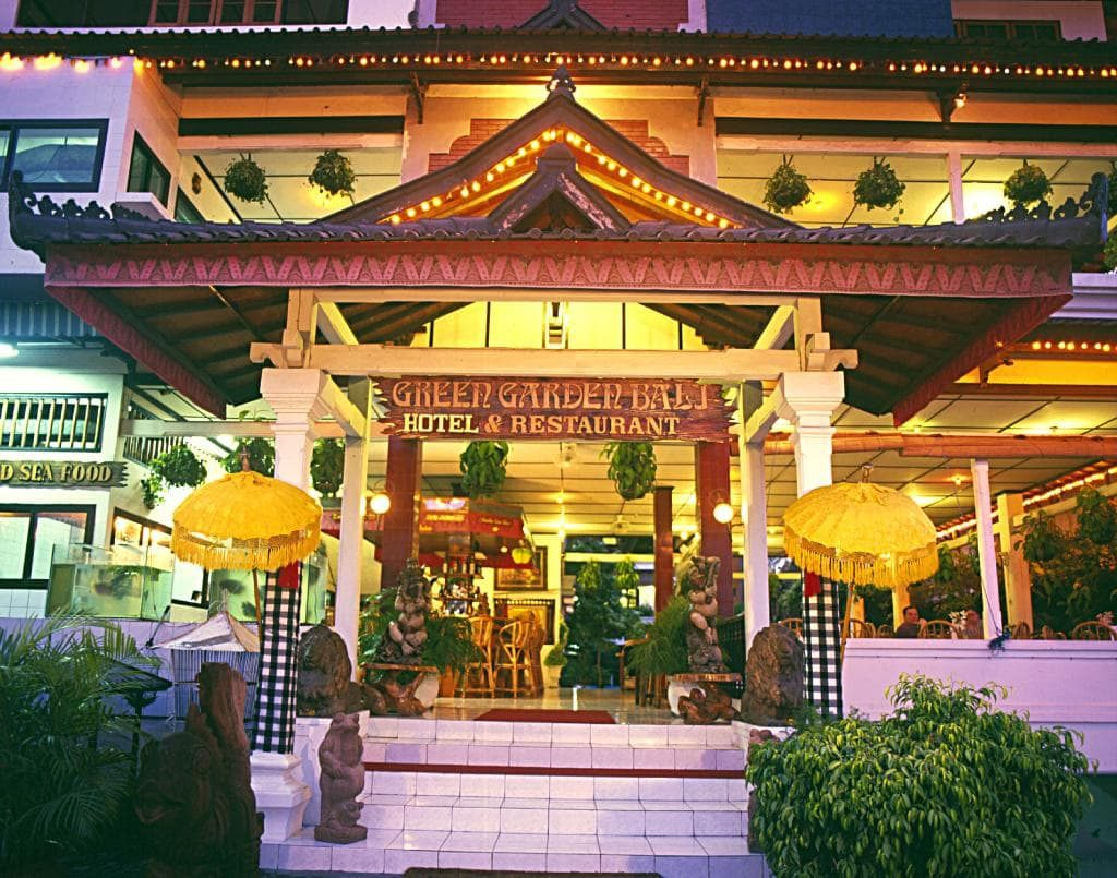 Green Garden Hotel - budget hotels in Bali