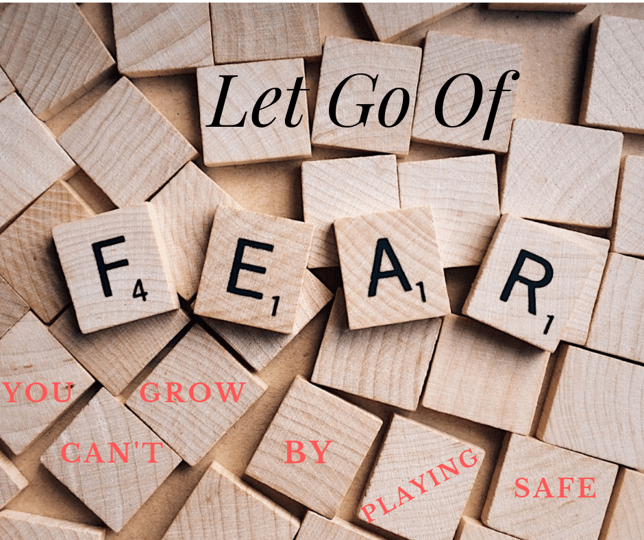 let go of fear what others think