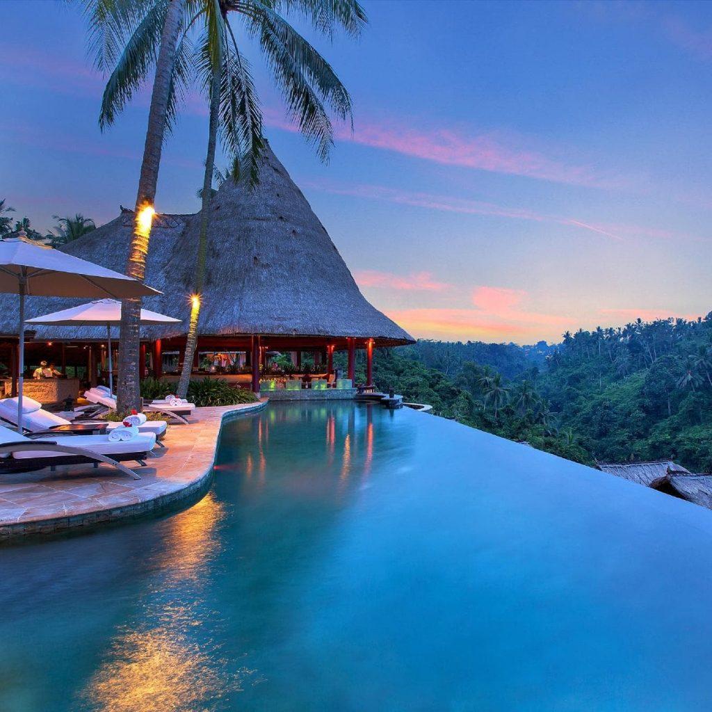 Viceroy Bali - luxury resorts in Bali
