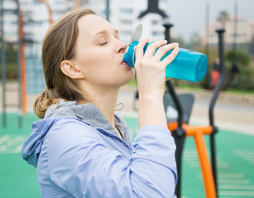 drink water to lose weight without exercise