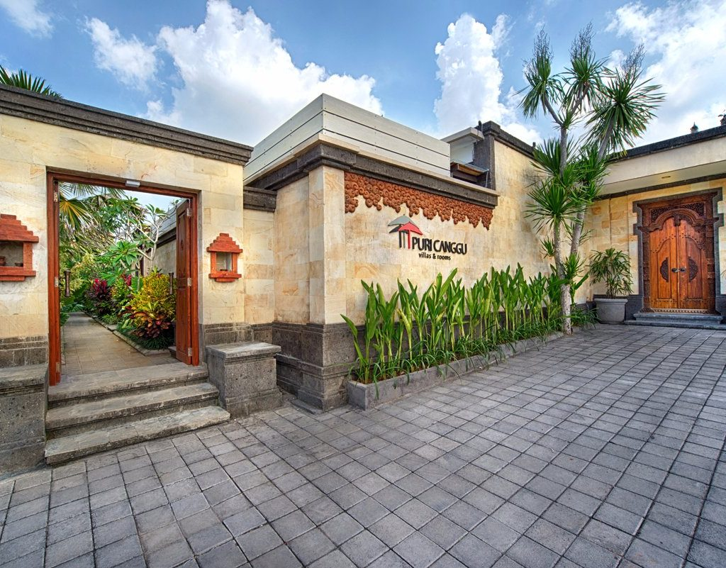 Puri Canggu Villas and Rooms affordable Bali resorts