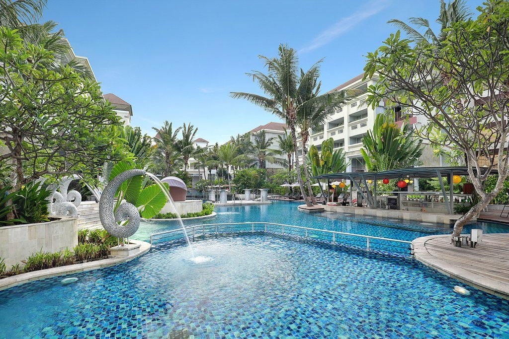 Swiss-Belresort Watu Jimbar - affordable Bali resorts