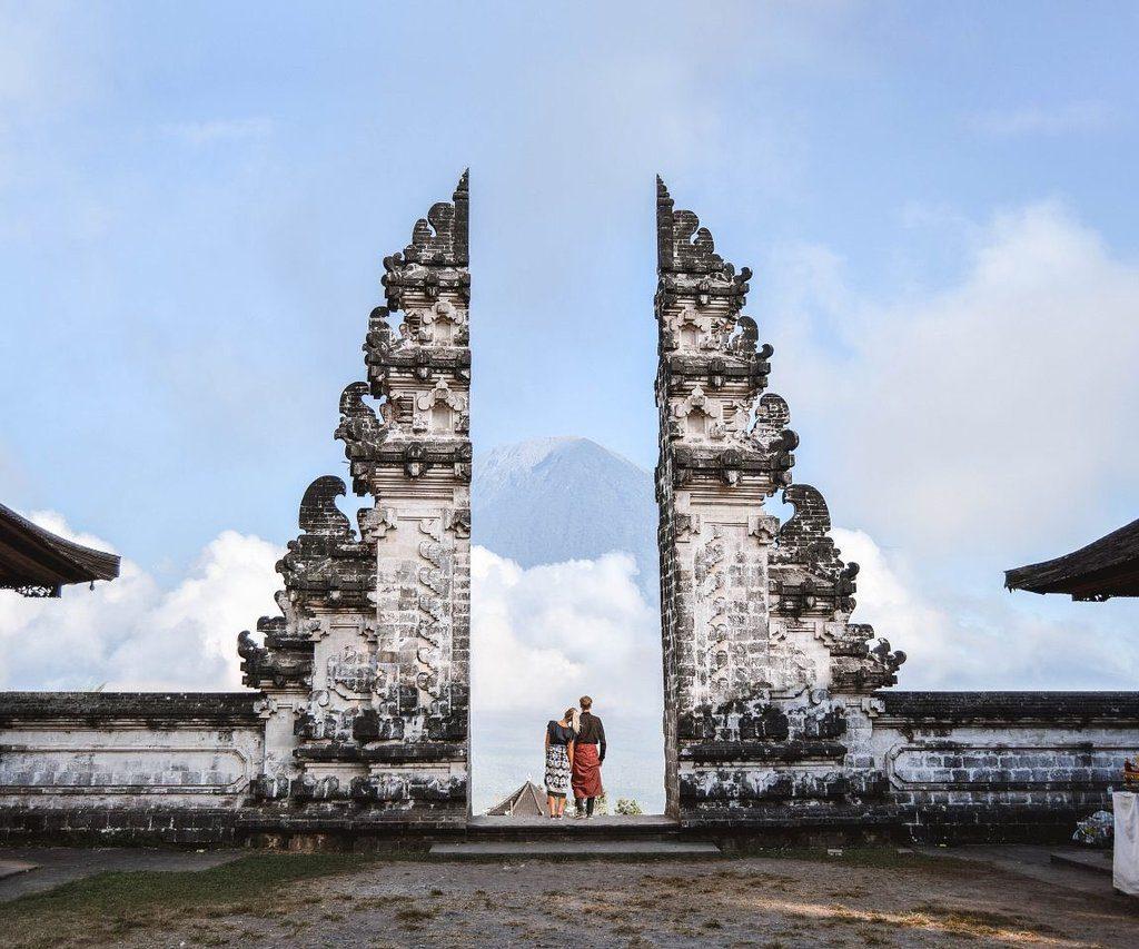 Gates of Heaven - Instagram worthy spots in Bali