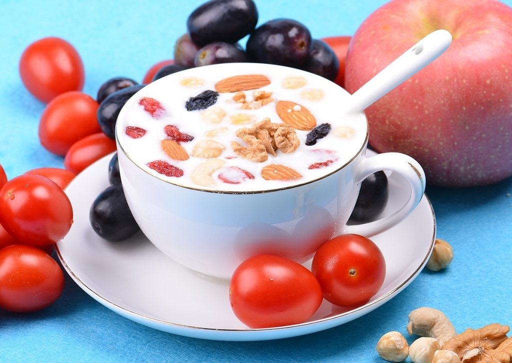 Greek Yogurt- healthy breakfast foods