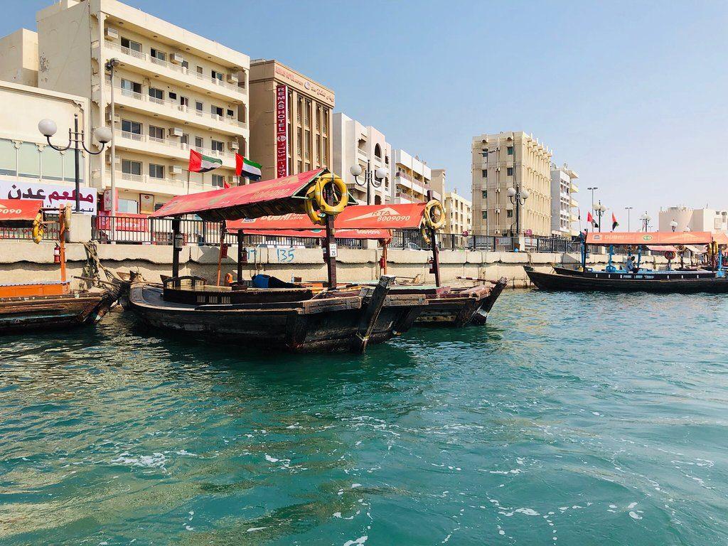 Dubai Creek - places to visit in Dubai