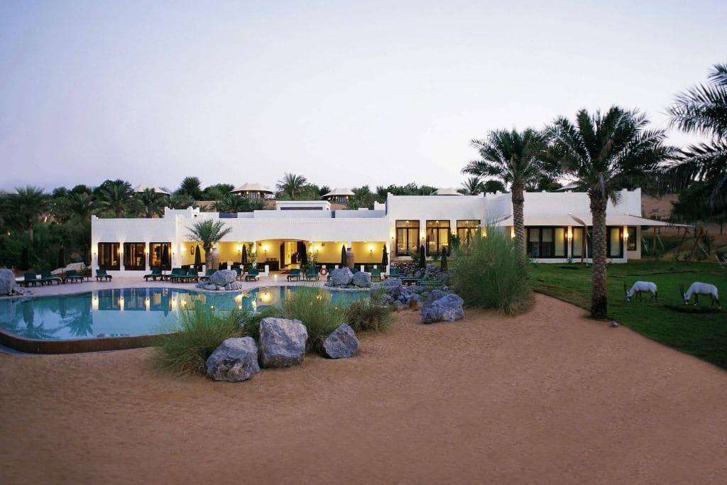 Al Mahara desert Resort