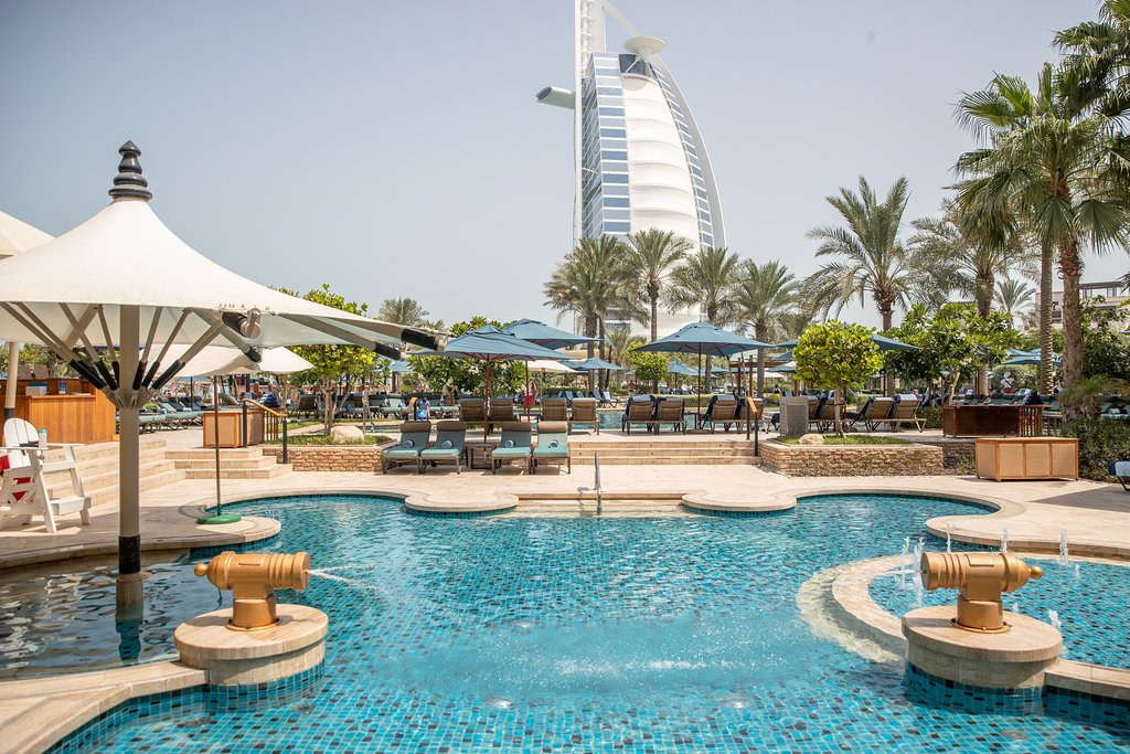 Jumeirah Al Naseem - Dubai resorts