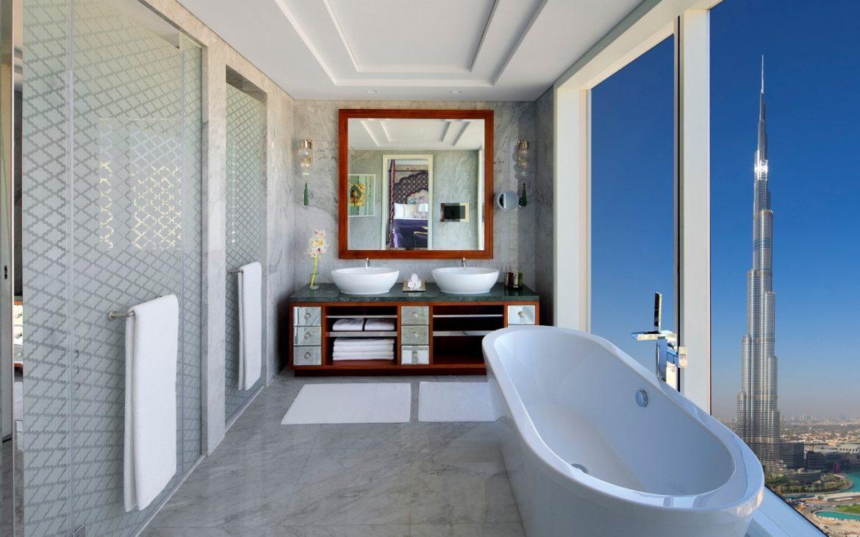 Taj Dubai Bathroom