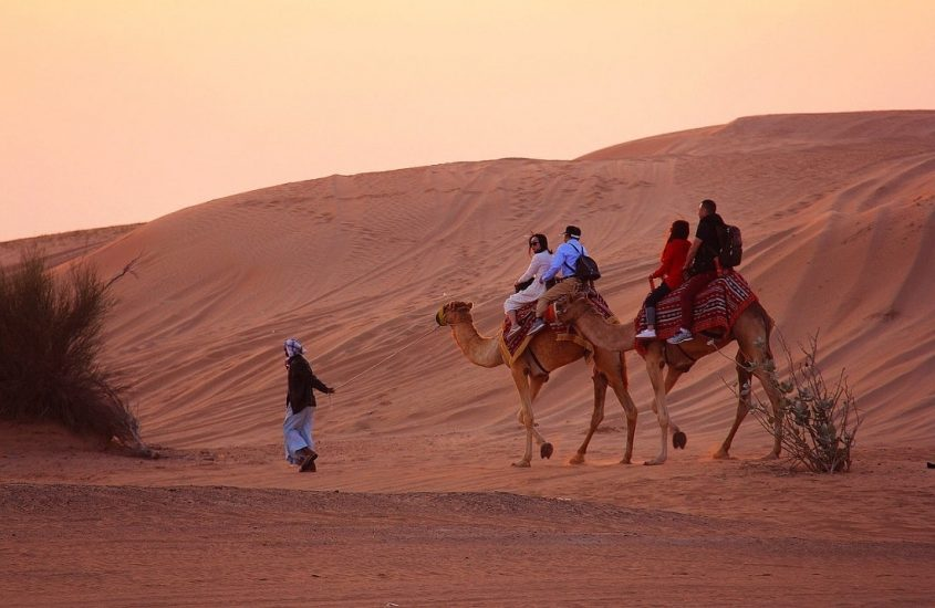 Desert Safari Dubai providing Relentlessly Perfect Vacations