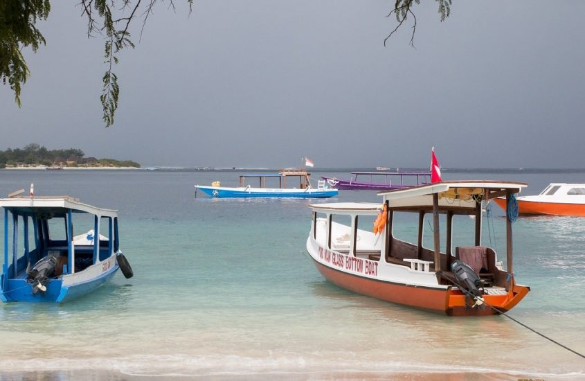 How to reach the Gili Islands – A true paradise – from Bali