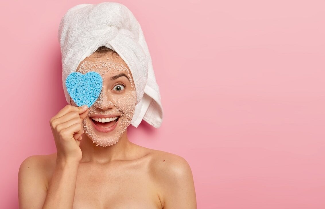 skincare mistakes - no exfoliation
